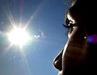 Fissare il sole