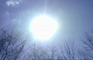 Raggi del sole
